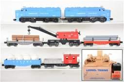 Boxed Lionel 205 Diesel Set 1575