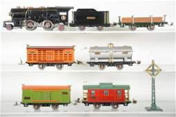 Clean Lionel 259E Freight Set