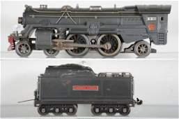 Lionel 392E Steam Locomotive