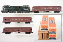 Awesome Boxed Lionel 2332 GG1 Set