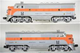 Lionel 2345 WP F3 AA Diesels