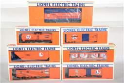 Lionel Lines Diesel Freight Set