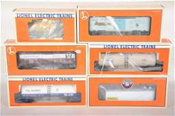 Lionel Standard O Freight Cars Plus