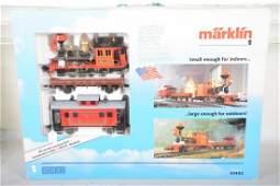 Marklin Maxi 54402 W&ARR Train Set