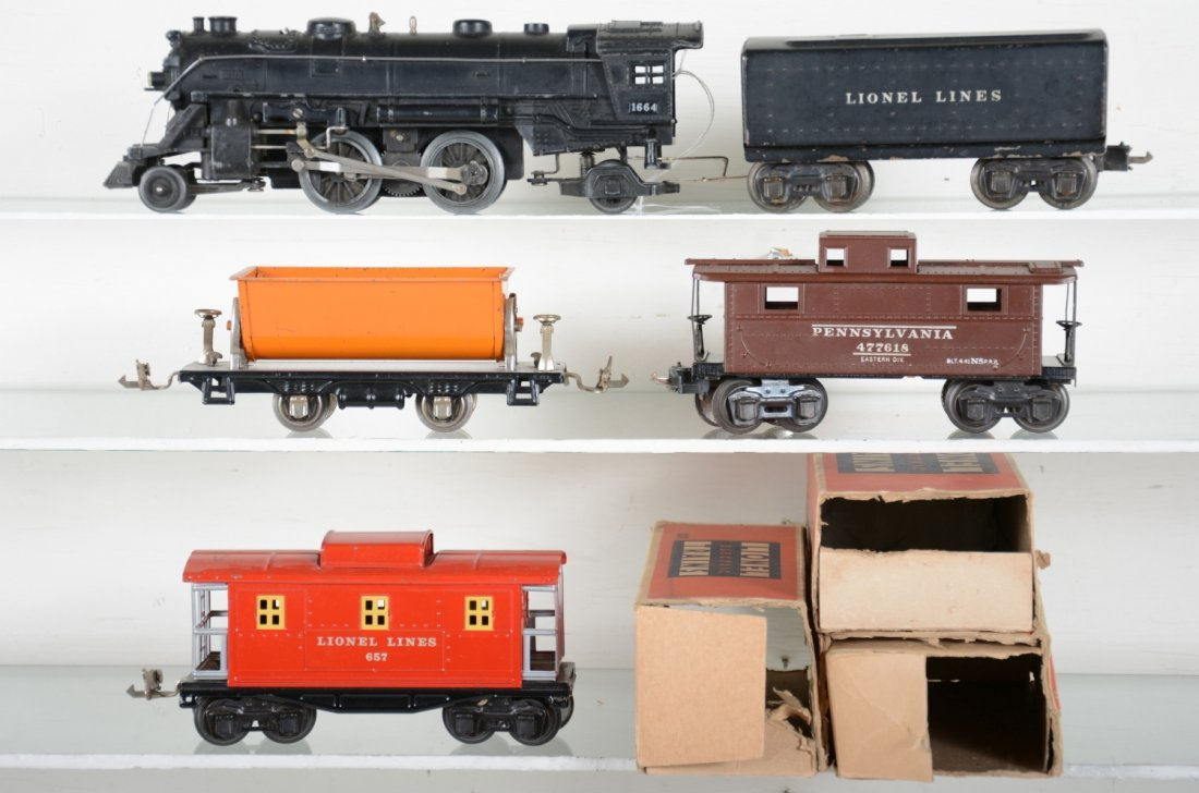 Lionel Prewar Group