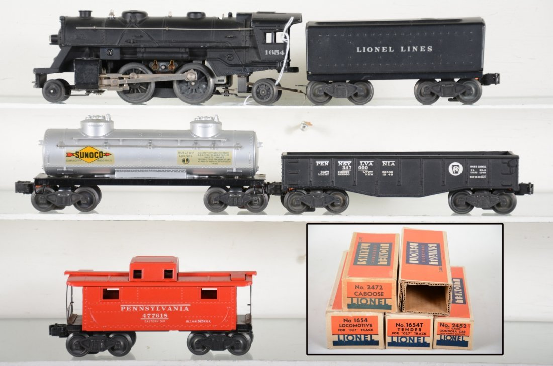Boxed Lionel 1947 Freight Set