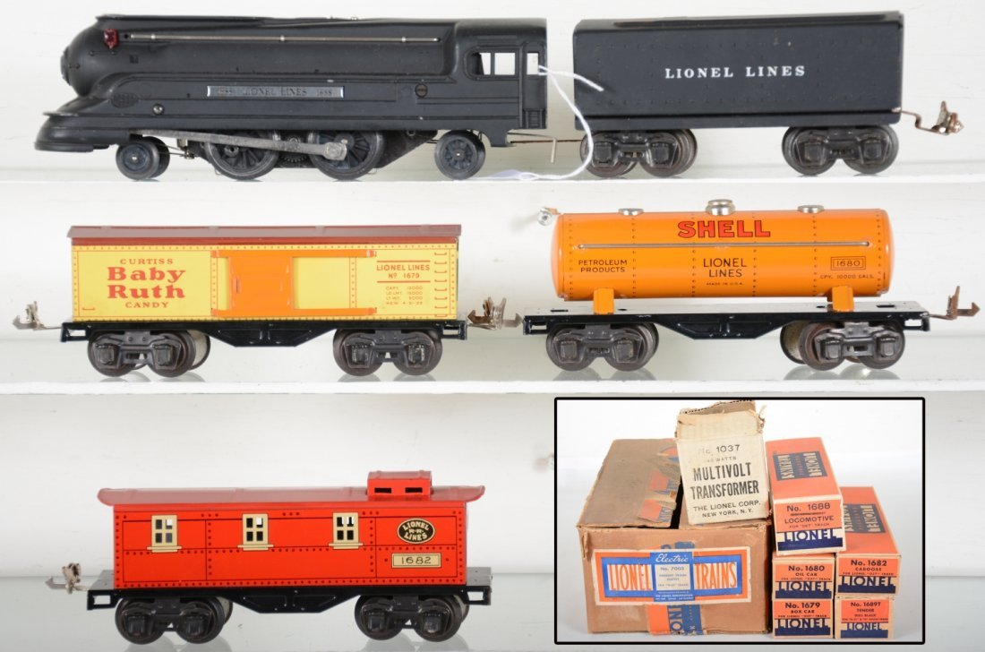 Clean Lionel Train Set 7003