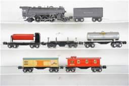 Prewar Lionel 1666E Freight Set
