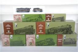 Hallmark Lionel Train Lot