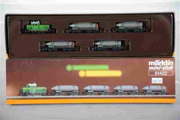 Marklin Z Ga 8142 SKW Trostburg Set