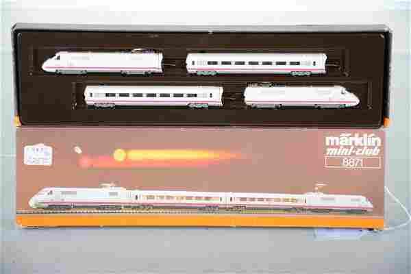 Marklin Z Ga 8871 ICE Streamliner