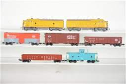 Marklin HO Union Pacific  Diesel Set