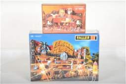 Faller & Vollmer HO Scary Rides