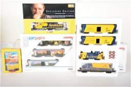 Marklin  Brawa HO American Freight Set