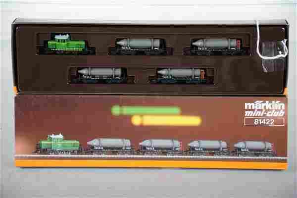 Marklin Z Ga 81422 SKW Trostburg Set