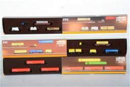 Marklin Z Ga Freight Car Sets