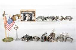 Lionel & Dorfan Pre War Style Parts Lot