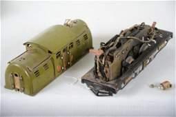 Lionel 254E Electric loco, TLC