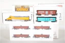 Marklin HO Union Pacific Diesel Freight Set