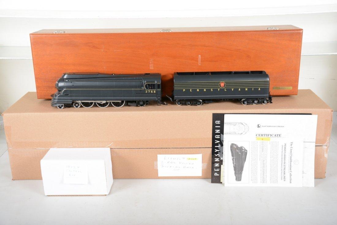 Scarce Lionel 18028 Smithsonian PRR K-4 Pacific