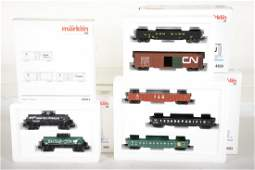 Marklin HO American Freight Cars