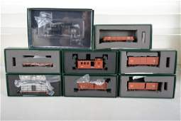 Bachmann Spectrum On30 Freight Train