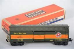 Mint Boxed Lionel 6464450 GN Boxcar