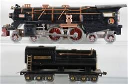 Nice Lionel 400E Steam Locomotive