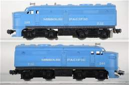 Clean Lionel 205 MP Alco Diesels