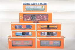 Lionel Modern Freight Cars Lot