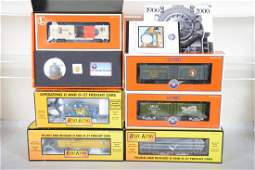 Lionel  MTH Freight Cars