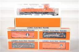 Lionel 18210 IC Diesel Freight Set