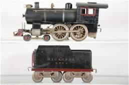 Nice Lionel 6 Steam Locomotive