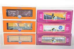 MTH  Lionel Freight Cars