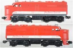 Clean 211 Texas Special Alco AA Diesels