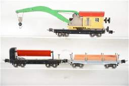 Lionel 2800 Series Freight Cars