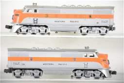 Lionel 2345 WP F3 AA Diesel