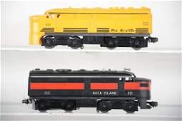 Lionel 221 & 231 Alco Diesels
