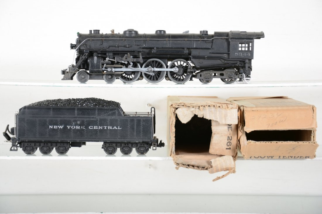 Nice Boxed Lionel 700E Full-Scale Hudson