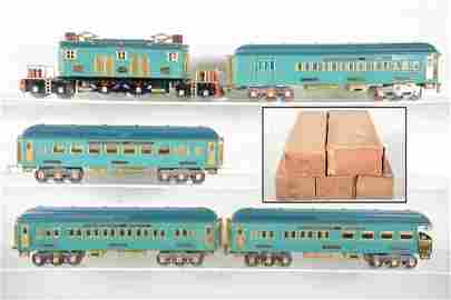 Fantastic Boxed American Flyer Presidents Special