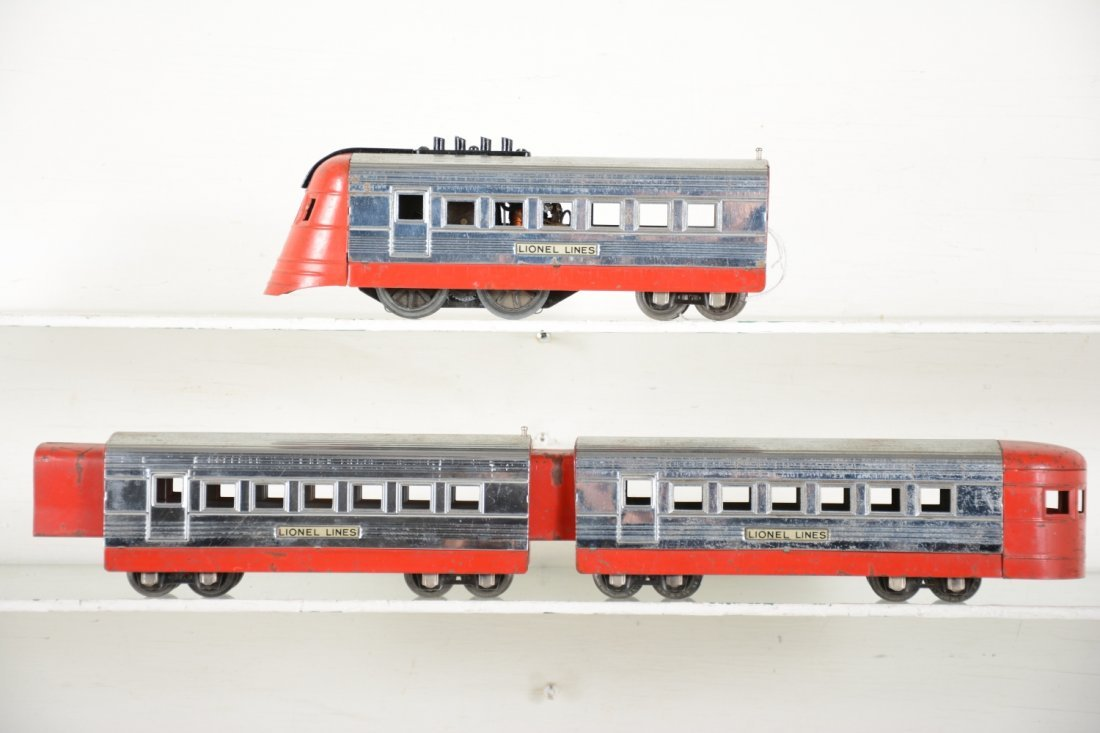 Lionel 1700E Lionel Jr Streamliner