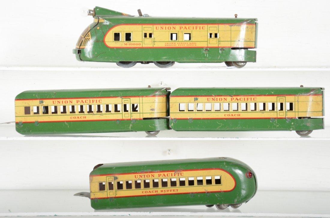 Marx M10000 Streamliner
