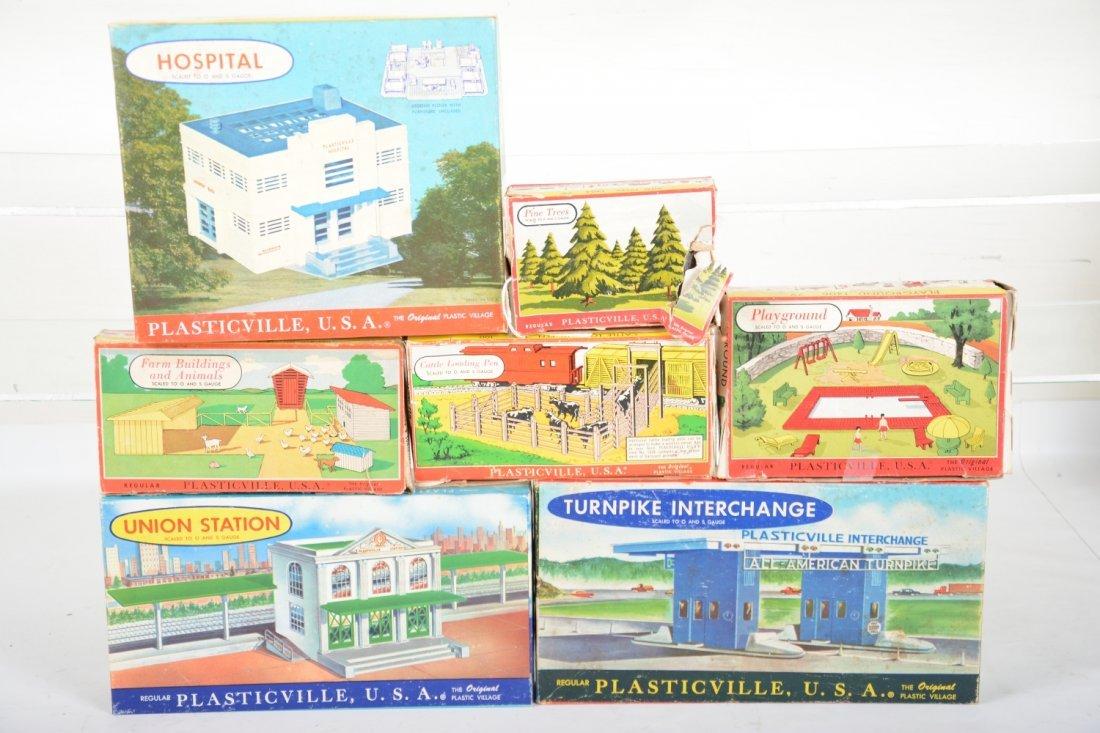 Plasticville Collection Part 3