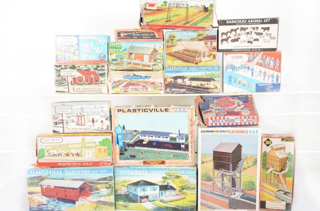 Plasticville Collection Part 4, Plus
