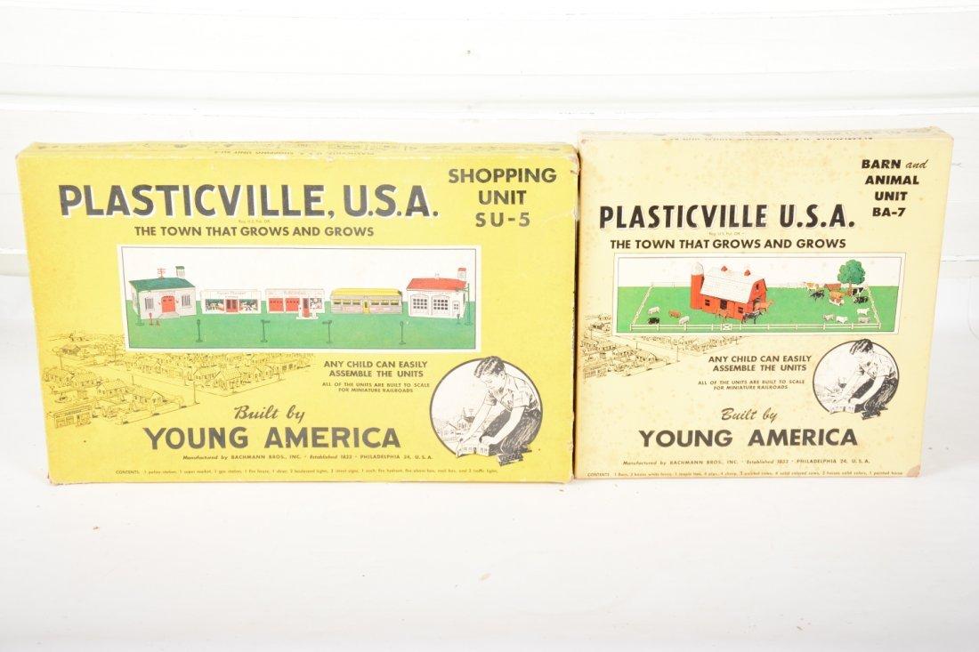 Plasticville Collection Part 7