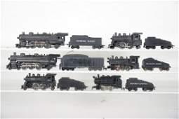 Lionel HO Steam Locomotives