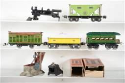 Pre War Trains Lot