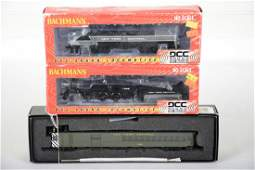 Boxed Bachmann HO NYC Locomotives