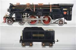 Nice Lionel 392E Steam Locomotive