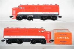 Clean Lionel 211 Texas Special Diesels 1 Boxed